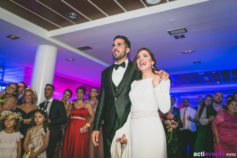 Boda Mariluz y Antonio